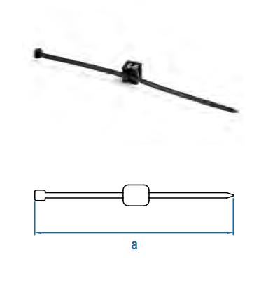 Kabelbinder-Clip KC2