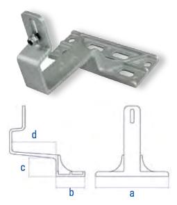 Aluminiumguss HSA 544 Nus