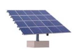 Einachsiges Trackingsystem für bis zu 4,90 kWp