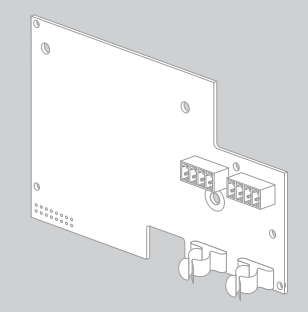 RS485 Datenmodul Typ B 485BRD-10