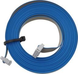 Flachbandkabel 6m mit Anschlussstecker 10p