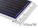 Haltespoiler aus ABS Kunststoff HS45/W