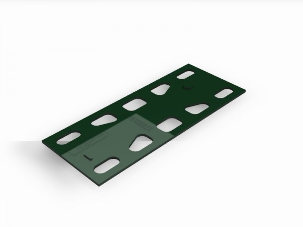 Unterlegplatte 2mm EcoS Rapid Standard
