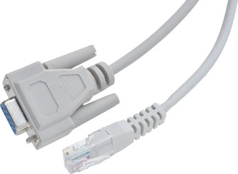 serielles Patch Kabel PC RS232
