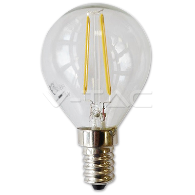 LED Glühbirne - 2W