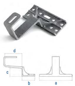 Aluminiumguss HCA 504