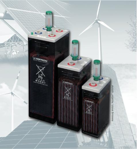 16 OPzS solar.power 2900 (Preis auf Anfrage)