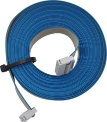 Flachbandkabel 6m mit Anschlussstecker 14p