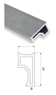 Verbinder-Set für Montageschiene Aluver Eco