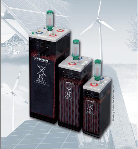 6 OPzS solar.power 420