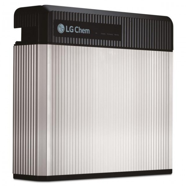 LG Chem RESU 2 x 6.5 inkl. Anschl.-Kit