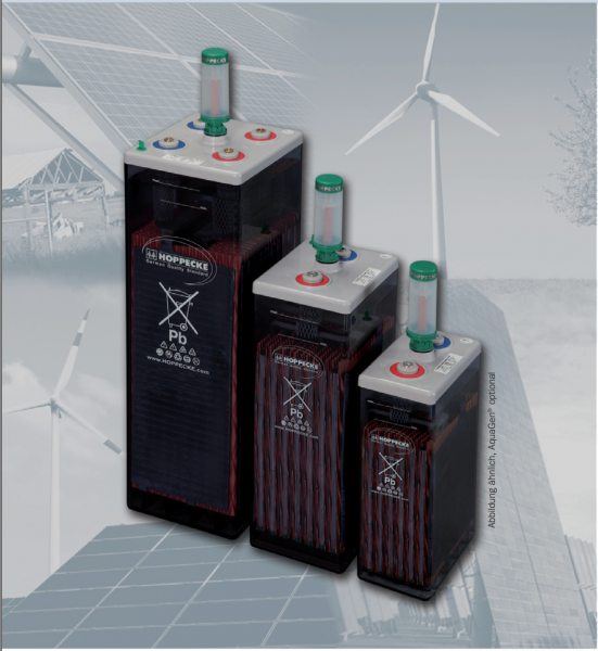 7 OPzS solar.power 730