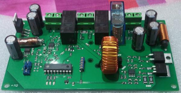 Einstellbarer ALV Endladekontroler 30, 60 oder 90W