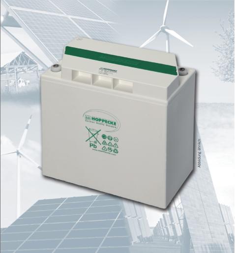 4 OPzV bloc solar.power 250