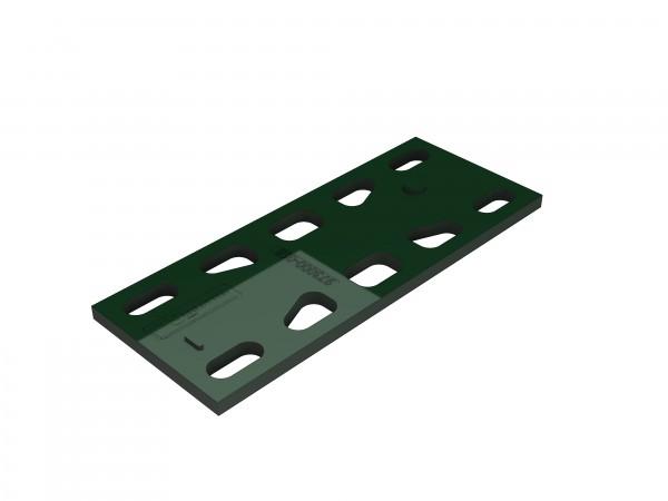 Unterlegplatte 5mm EcoS Rapid Standard