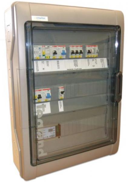 enwitec Netzumschaltbox SolarEdge 1P 20k