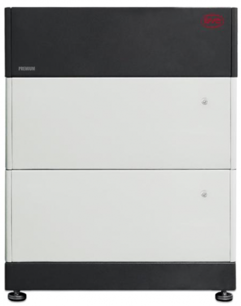 BYD Battery-Box Premium LVS 8 System