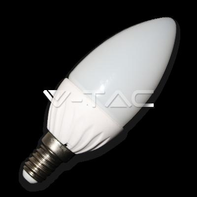 LED Glühbirne - 4W Kerze