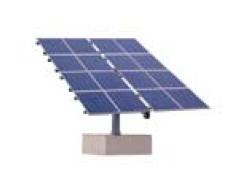 Einachsiges Trackingsystem für bis zu 3,92 kWp