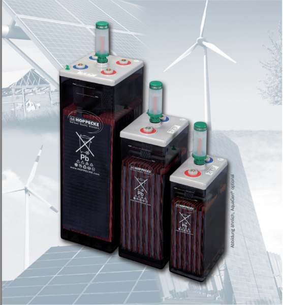 5 OPzS solar.power 350