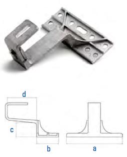Aluminiumguss HCA 553