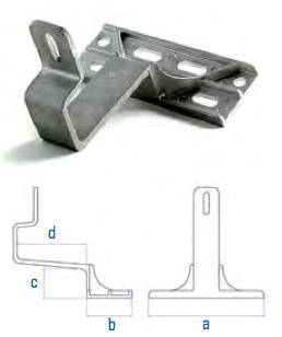 Aluminiumguss HSA 544
