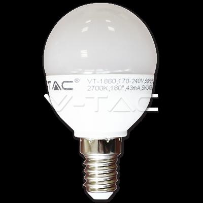 LED Glühbirne - 6W