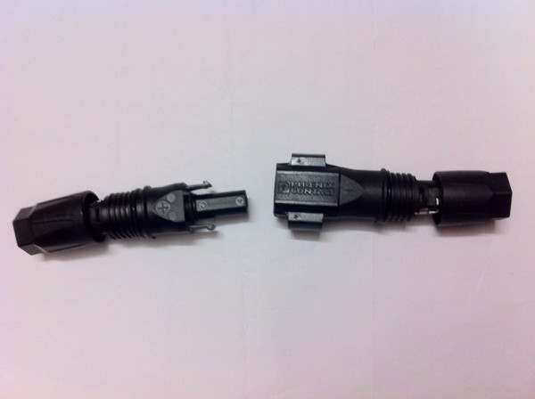 Anschlussstecker Sunclix 2,5-6mm2 Werkzeuglos