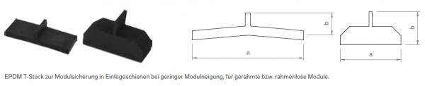 EPDM-T-Sicherung ES