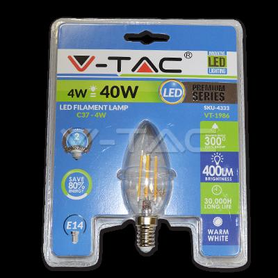 LED Glühbirne - 4W