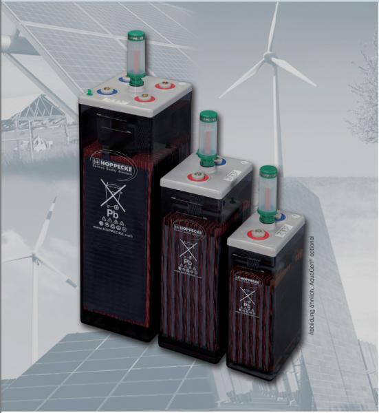 6 OPzS solar.power 910