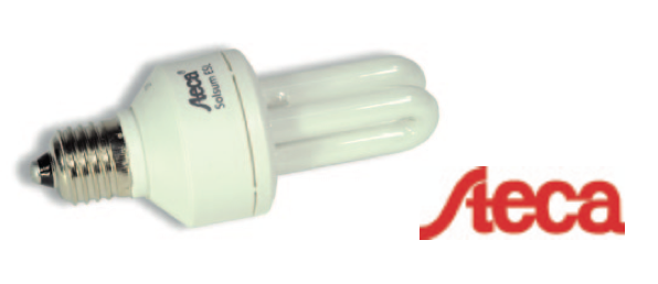 12V Energiesparlampe 11 W