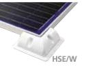 Eckspoiler aus ABS Kunststoff HSE/W