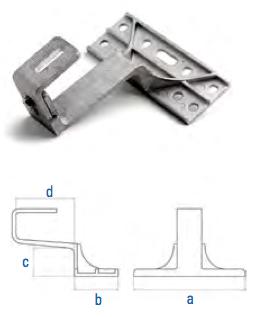 Aluminiumguss HCA 547