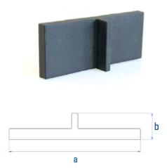 T-Stück für Module mit Rahmen RUT AT
