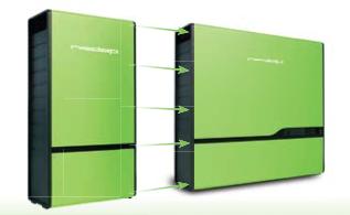 Power Router PR50Bi-BS/S48 (Preis auf Anfrage)