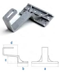 Aluminiumguss HCA 505