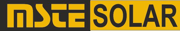 MSTE Solar